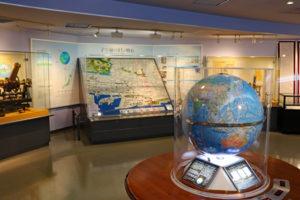 天文科学館・展示室