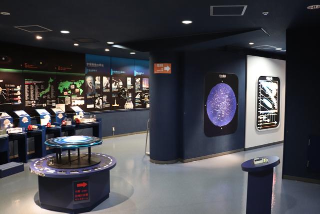 天文科学館・天文ギャラリー