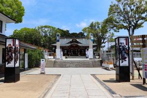 赤穂義士を祀る赤穂大石神社