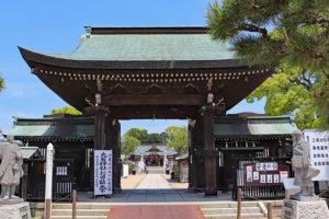 赤穂大石神社・神門