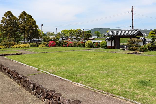 赤穂城内・武家屋敷公園