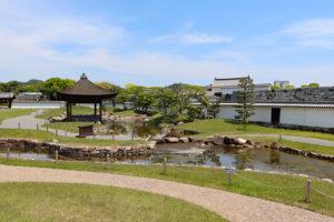 赤穂城・二之丸庭園