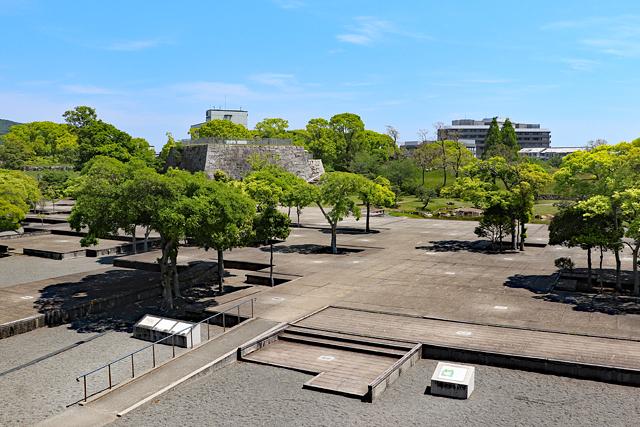 赤穂城・本丸