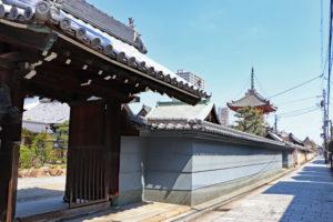 尼崎・寺町