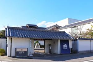 白鹿記念酒造博物館・酒蔵館