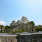 姫路城の城郭