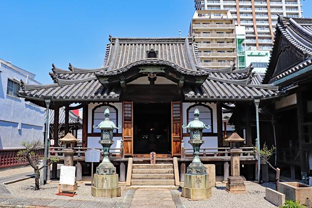 本興寺開山堂