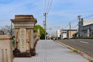 兵庫津の道・大輪田橋