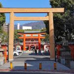 生田神社|神戸三宮・源平合戦の地に立つ縁結びの社(兵庫名所巡り)