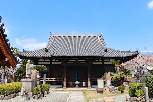 長遠寺本堂