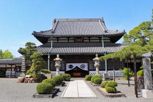 花岳寺・本堂
