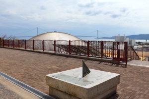 柿本神社からの眺望