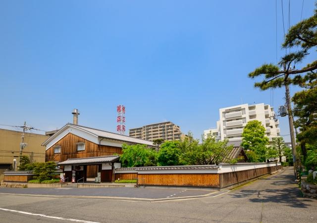 菊正宗酒造記念館・外観