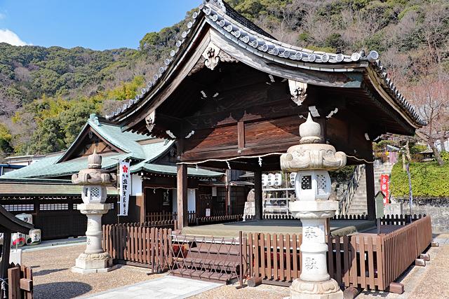 北野天満神社・拝殿