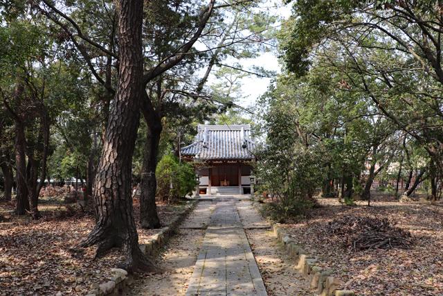 伊丹の古刹・昆陽寺