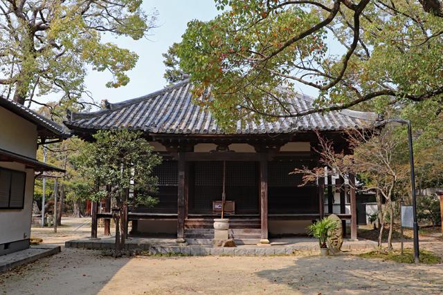 昆陽寺観音堂