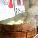 南京町|にぎやか中華街で「ほかほか点心」食べ歩き(兵庫名所巡り)