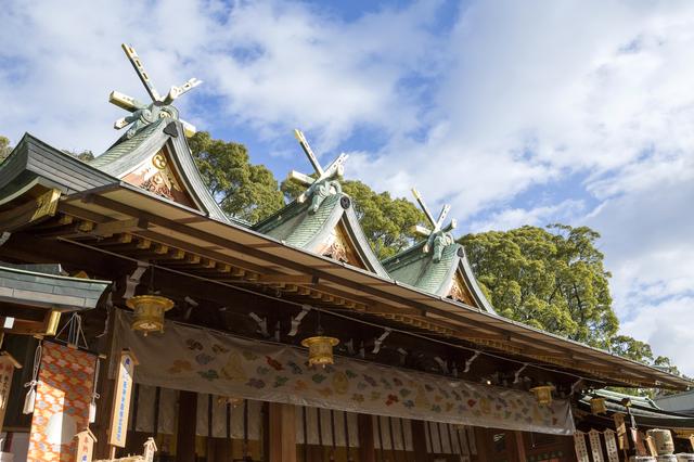 西宮神社本殿