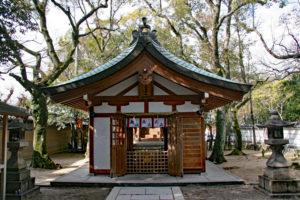 西宮神社摂社・沖恵美酒神社