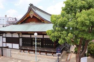 能福寺・月輪影殿(本堂)