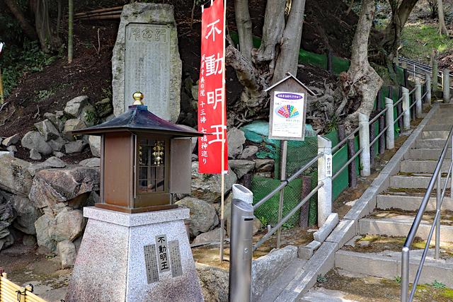 須磨寺・奥の院参道