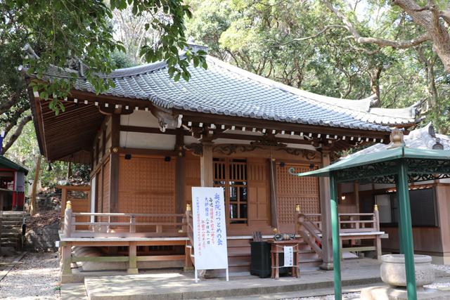 須磨寺・奥の院