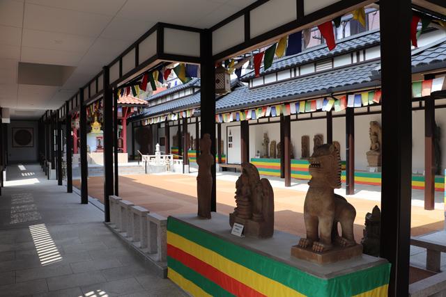 須磨寺・亜細亜万神殿