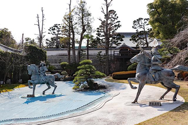 須磨寺・源平の庭