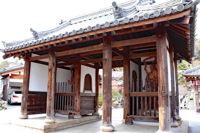 須磨寺・仁王門