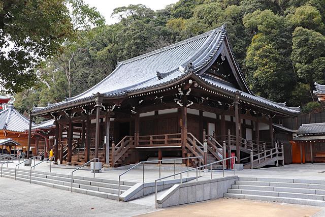 須磨寺・本堂