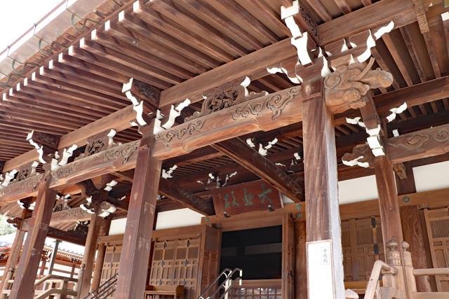 須磨寺・本堂正面