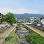 住吉川|神戸のまちを貫く清流で、気軽にお散歩(兵庫名所巡り)