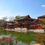 平等院|池の中で翼を休める美しい鳳凰堂(京都名所巡り)