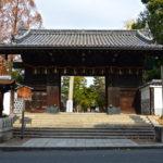 御香宮神社|名水と城の遺構が今も残る、伏見の古社(京都名所巡り)