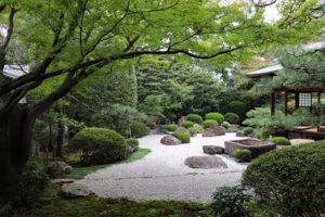御香宮神社・庭園