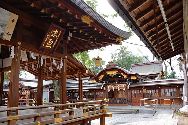 護王神社・境内風景