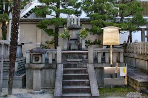 本能寺の変戦没者合祀碑