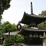 宝塔寺の境内伽藍