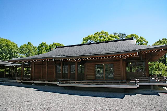 城南宮神楽殿