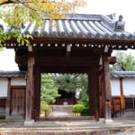 海宝寺|伊達政宗ゆかりの地にぶら下がる、大きな魚板(京都名所巡り)