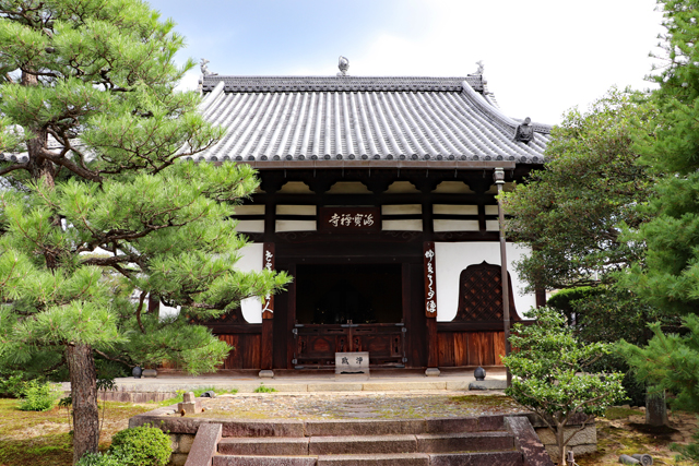 海宝寺本堂(仏殿)