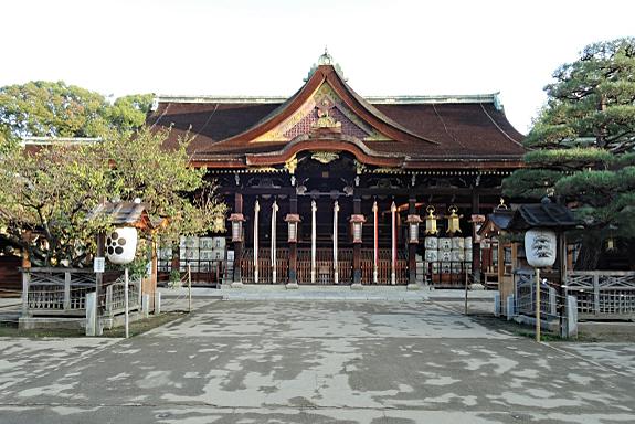 北野天満宮・社殿