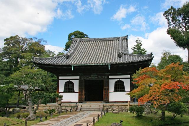 高台寺・開山堂