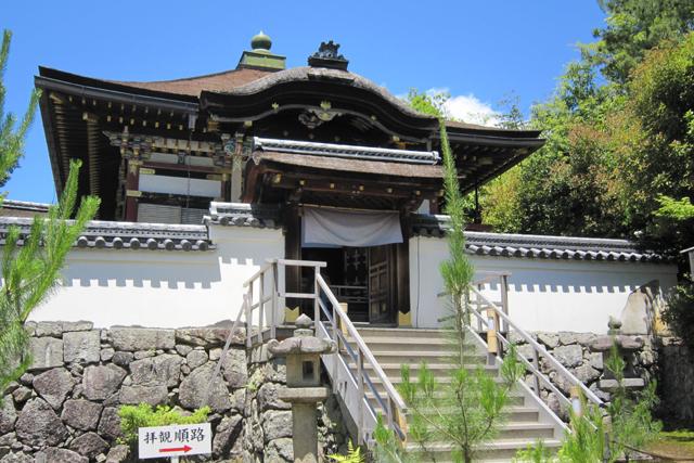 高台寺・霊屋