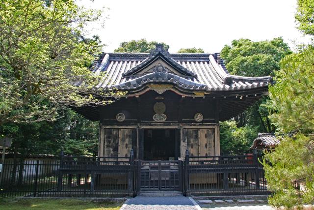 金地院・東照宮拝殿
