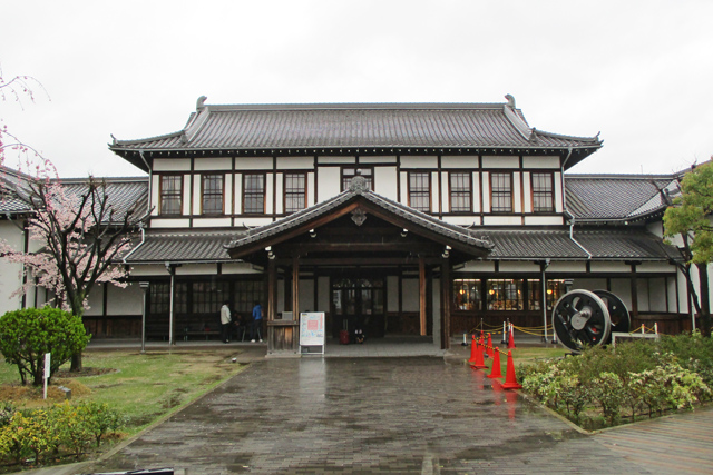 京都鉄道博物館・旧二条駅舎