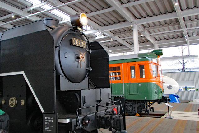 京都鉄道博物館・プロムナード
