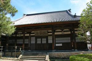 萬福寺斎堂