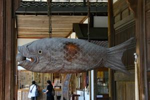 萬福寺斎堂・魚梆