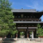 萬福寺|中国風のお堂に、メタボ弥勒さまと特大魚梆(京都名所巡り)